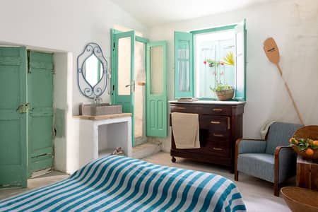 interno stanza Mezzana Bed & Breakfast Limolo
