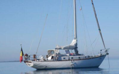 Sparkman & Stephens: una esperienza di vela classica nell'area marina protetta Sinis Mal di Ventre